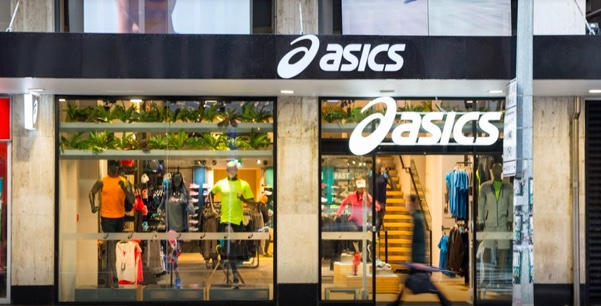 asics in-store